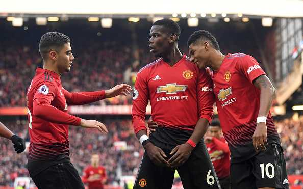 Paul Pogba criticizes Manchester United performance after 2-1 win over West Ham