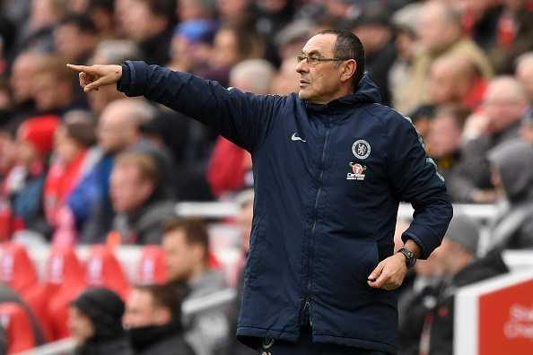 Maurizio Sarri: Chelsea make three-man shortlist to replace Sarri after Liverpool defeat