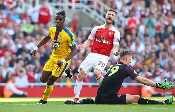 Bernd Leno reveals how Arsenal players reacted to Shkodran Mustafi's mistakes vs Palace