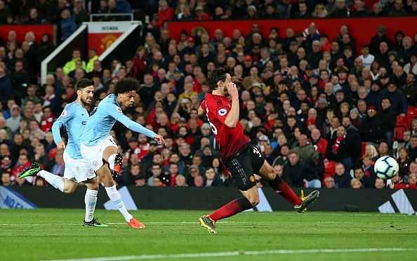 David De Gea error vs Man City: Man Utd star commits howler for City's second goal