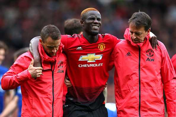 Man Utd injury news: Man Utd defender out of rest of the season in major blow