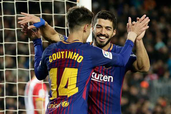 Man Utd transfer news: Suarez warns Coutinho what he has to do to stay at Barcelona