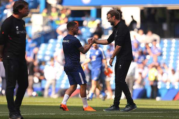 "Jurgen Klopp reveals he will ""take 13 players"" on pitch to stop Eden Hazard"