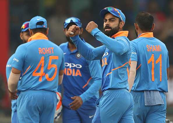 India Probable squad for World Cup 2019