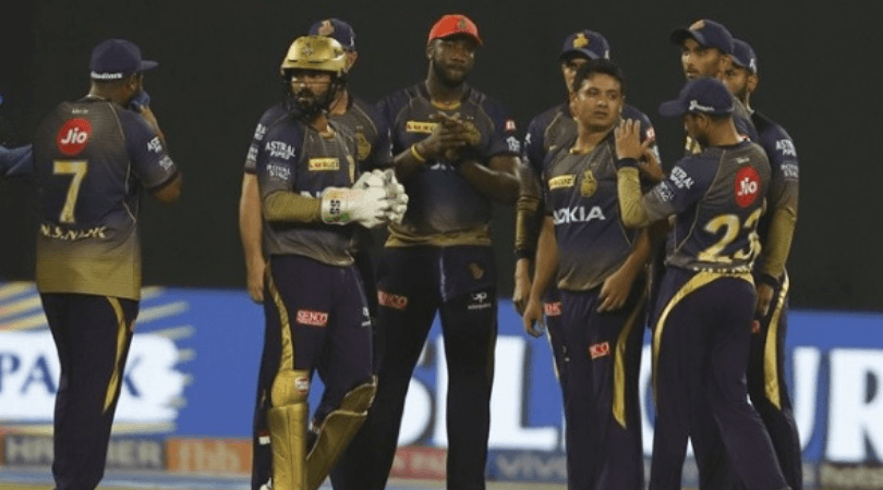KKR Predicted Playing 11 for today's match vs RR