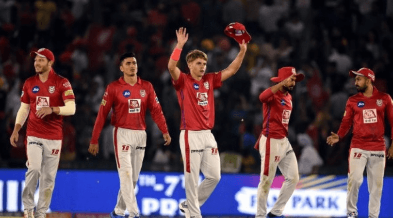 KXIP Predicted Playing 11 for today's match vs CSK