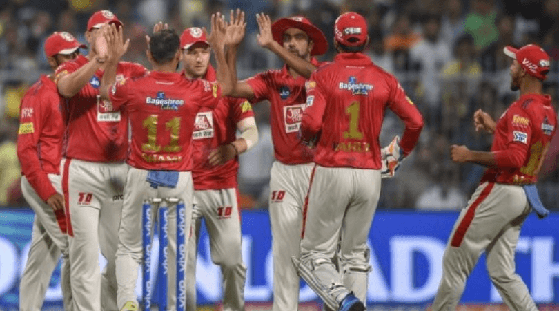 KXIP Predicted Playing 11 for today's match vs SRH