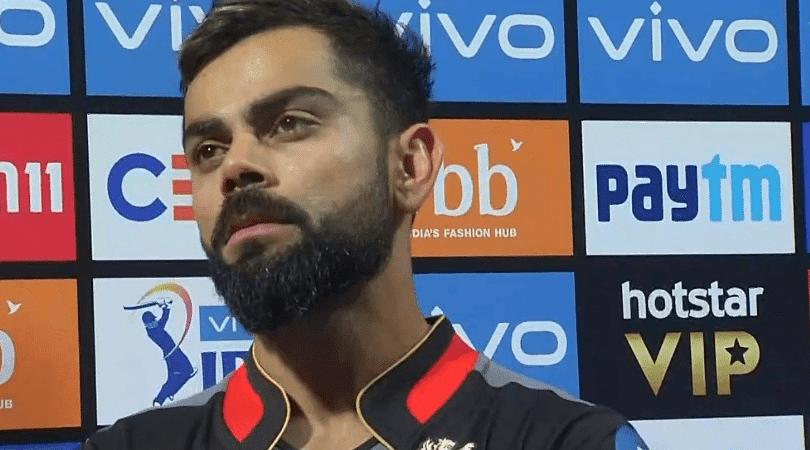 Virat Kohli comments on RCB losing vs KKR: RCB captain rips apart bowlers