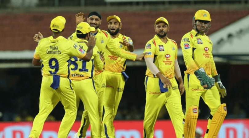 CSK vs RR Man of the Match: Who was awarded Man of the Match in CSK vs RR