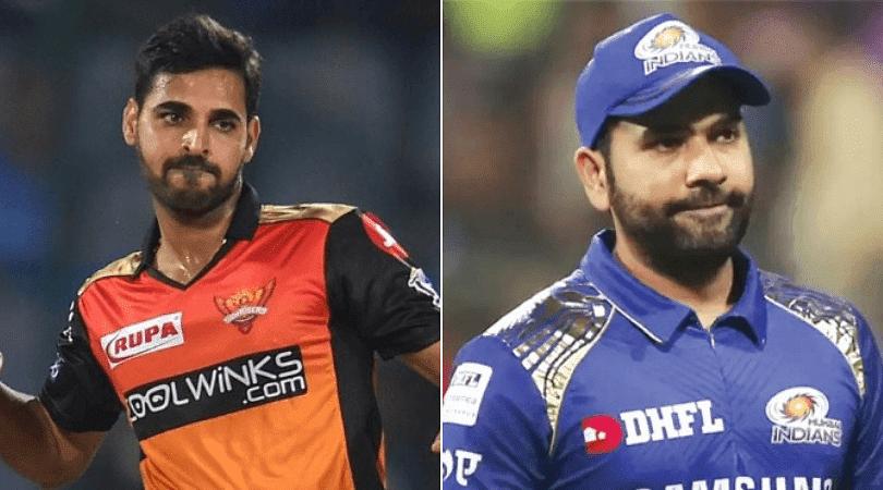 SRH vs MI 2019