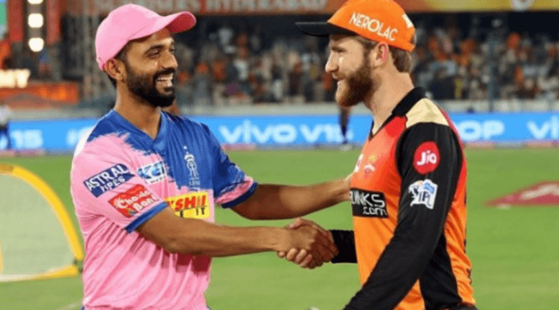 RR vs SRH Head to Head Records and Stats   RR vs SRH H2H   Match 45   IPL 2019 News
