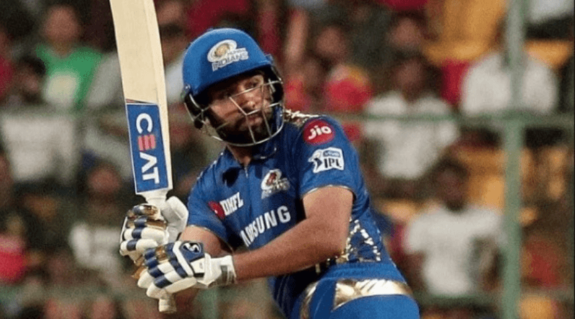 Rohit Sharma available for selection vs RR