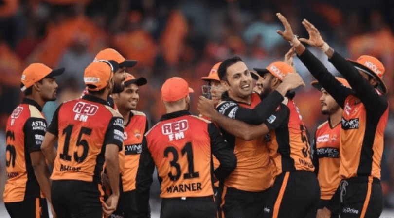 SRH Predicted Playing 11 for today's match vs MI