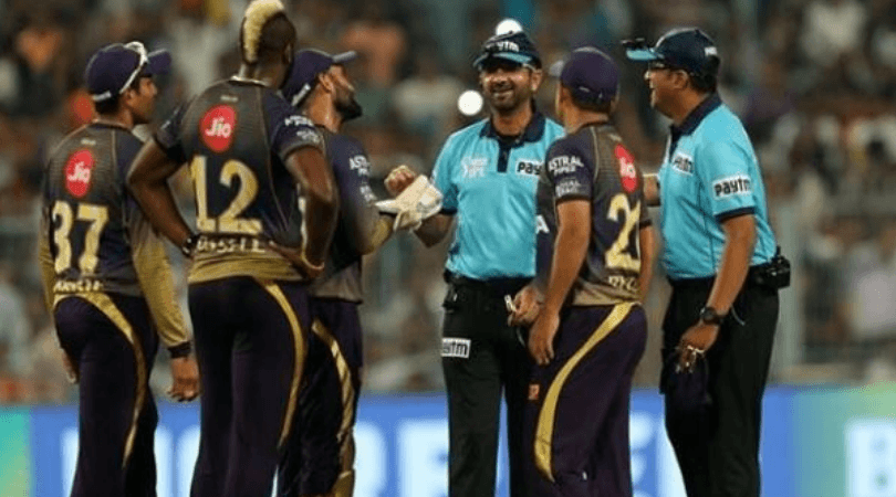 Complete list of umpires for IPL 2019