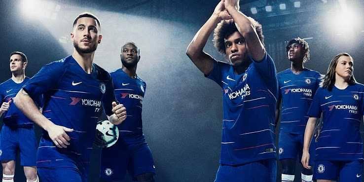 Chelsea Home Kit Leaked Blues Home Kit For 2019 20 Leaked The Sportsrush