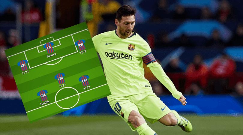 Barcelona team news: Barcelona predicted line up vs Manchester United