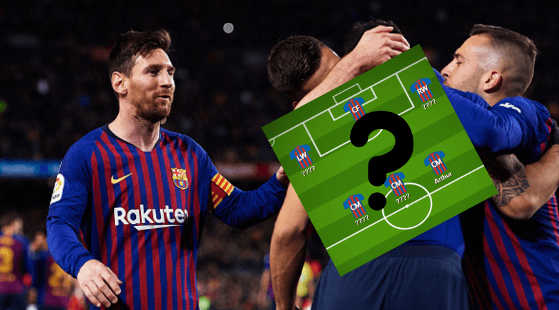 Barcelona team news: Barcelona predicted line up vs Real Sociedad