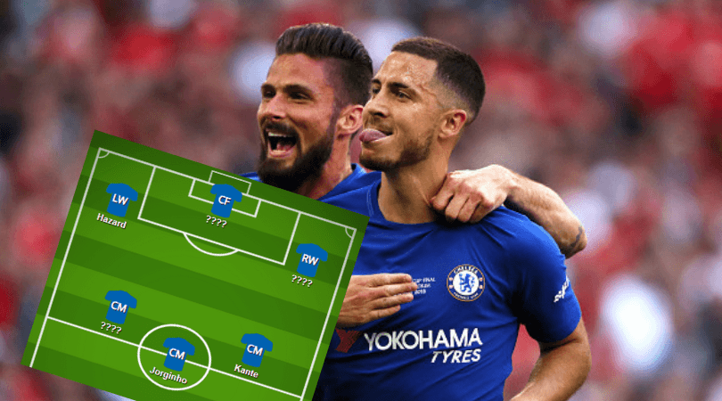 Manchester United vs Chelsea lineups: Chelsea predicted lineup vs Man Utd