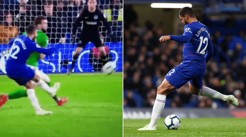 Ruben Loftus-Cheek: Chelsea star stuns fans with insanely brilliant curler against Brighton