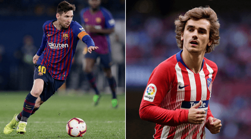 Barcelona vs Atletico Madrid head to head record | Barca vs Atletico H2H in La Liga