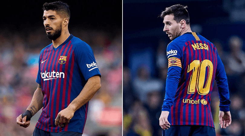 Barcelona jersey numbers: Jersey numbers of Messi, Suarez, Pique and other Barca players
