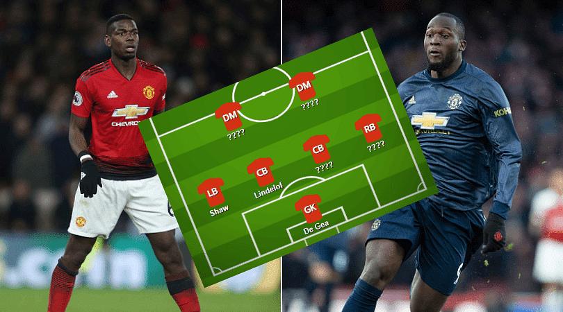 Man Utd team news: Manchester United predicted line up vs Barcelona for CL clash