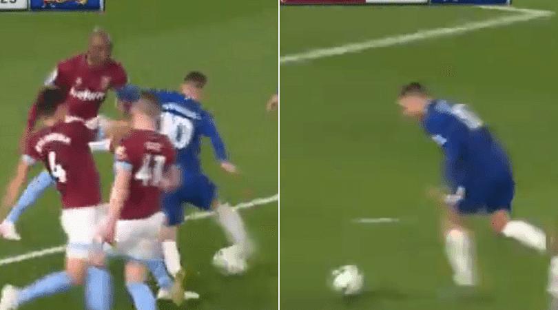 Eden Hazard goal vs West Ham: Watch Chelsea star score Messi-esque goal of the season
