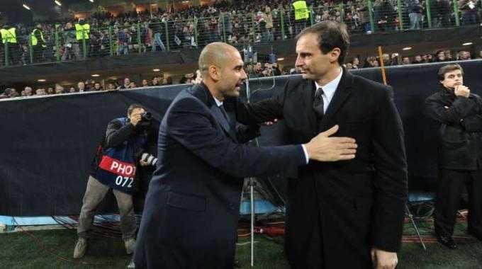 Pep Guardiola to Juventus: Outgoing Allegri throws a massive hint on Pep Guardiola's possible Juventus move