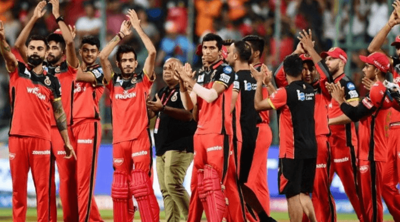RCB become the first IPL team to have a woman in their support staff