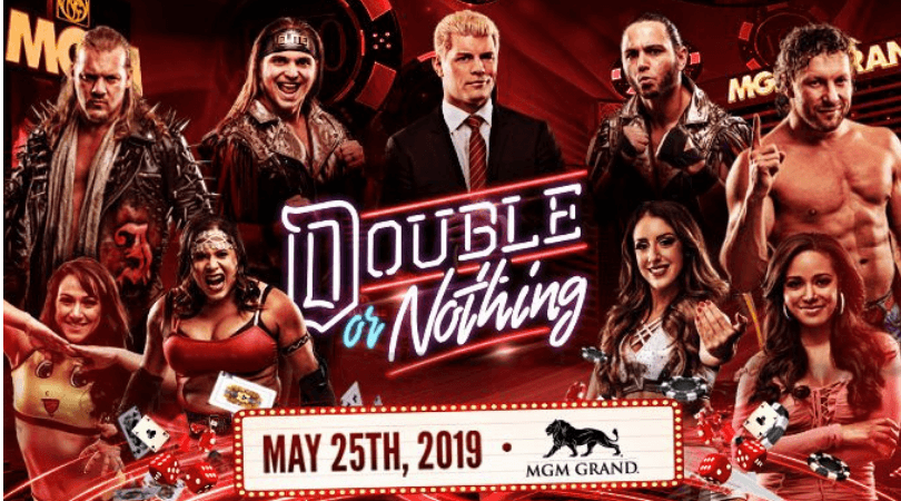 AEW Double or Nothing Live Results: Matches, Live Updates and Results