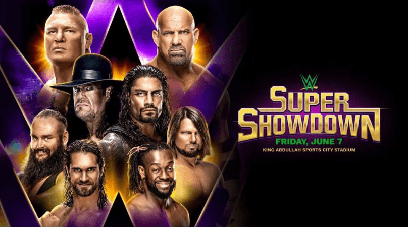 WWE Super ShowDown: WWE announce another match for WWE Super ShowDown