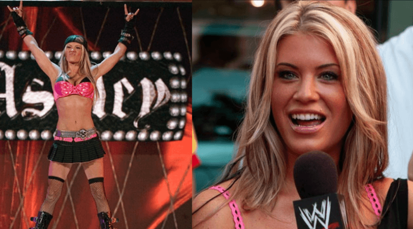 Ashley Massaro: Late WWE Star raped by the military and asked not to disclose it to anyone by Vince McMahon