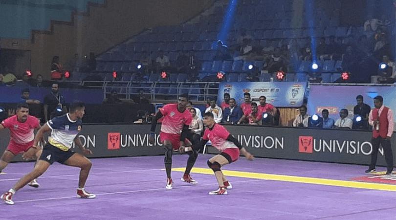 BR vs HRH Dream 11 Prediction : Best Dream11 team for today's Bangalore Rhinos Vs Haryana Heroes Kabaddi Match