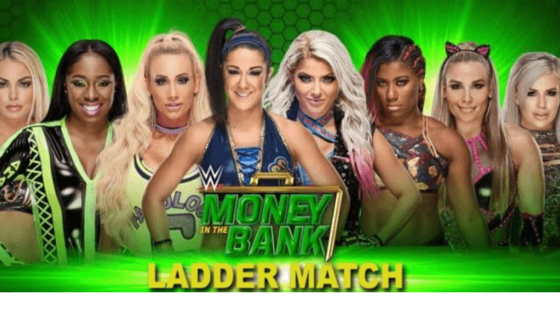 WWE Money in the bank 2019: Bailey becomes Miss Money in the Bank | WWE News