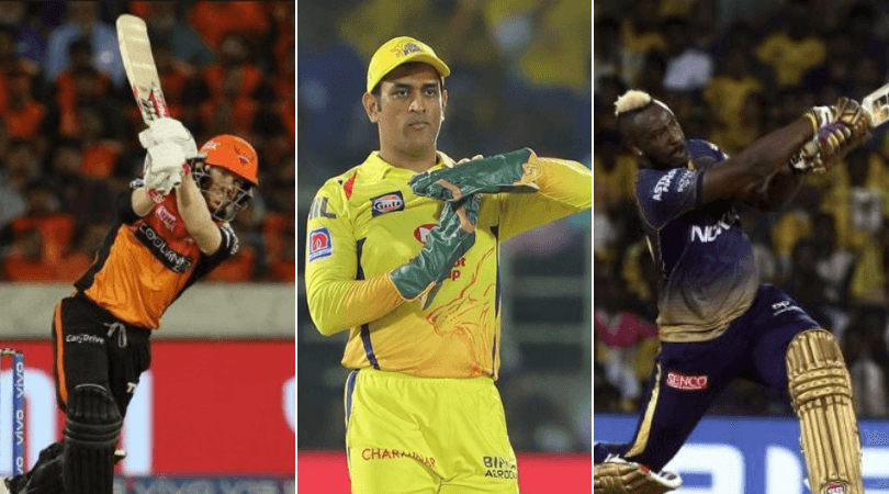 Best Playing 11 of IPL 2019