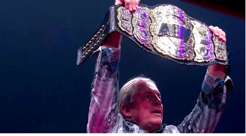 AEW News: All Elite Wrestling Championship Belt Unveiled at Double or Nothing
