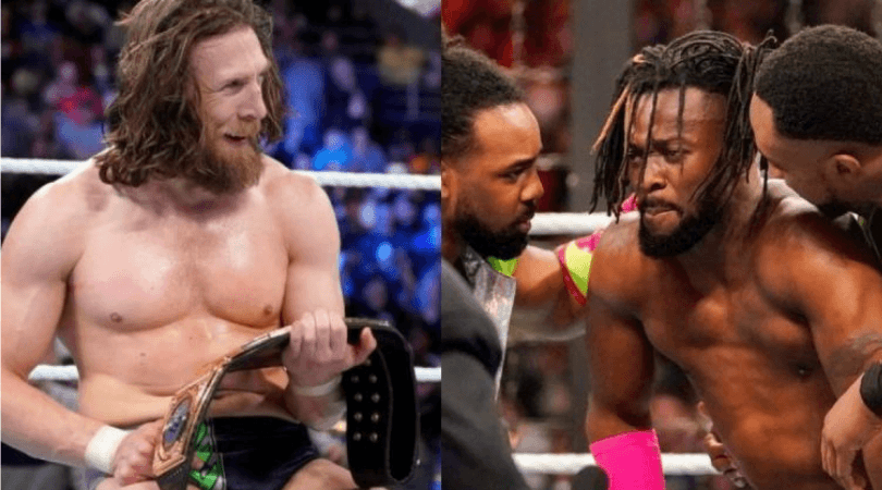 Daniel Bryan: Former WWE Champion takes a dig at Kofi Kingston regarding the Tag-Team Champion