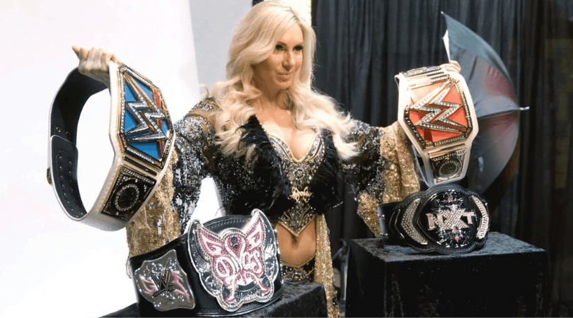 Charlotte Flair: WWE Planning to make Charlotte Break her father, Ric Flair's record