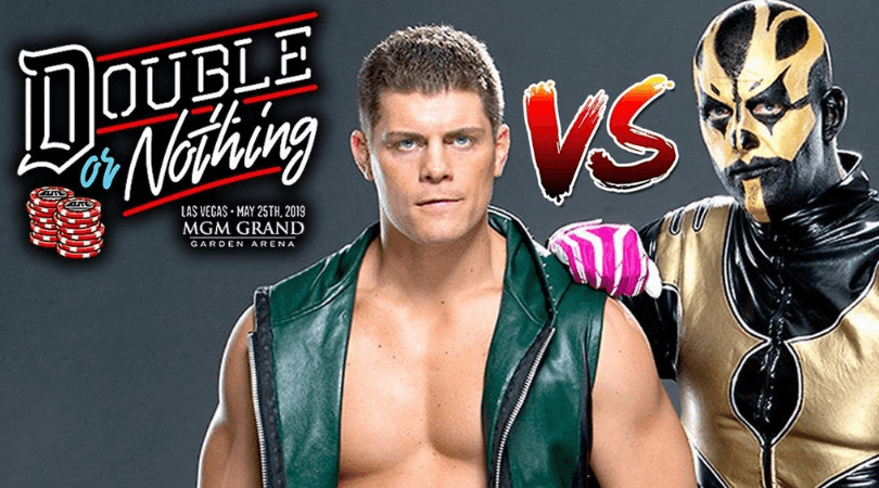 Cody Rhodes: The American Nightmare Prevails over his Brother at Double or Nothing