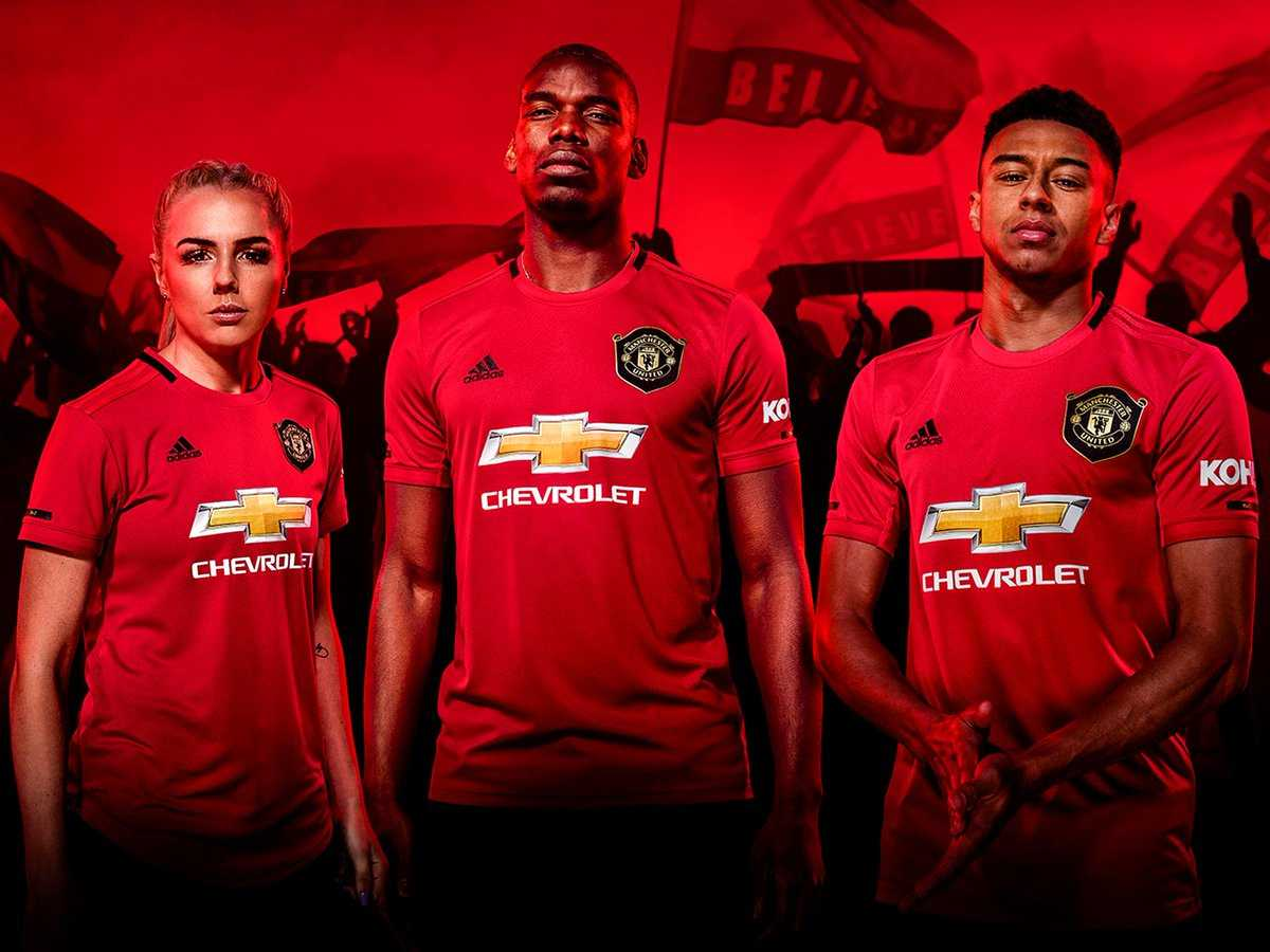 Man Utd 2019 20 Kit All You Need To Know About Manchester United S New Kit For Next Season The Sportsrush