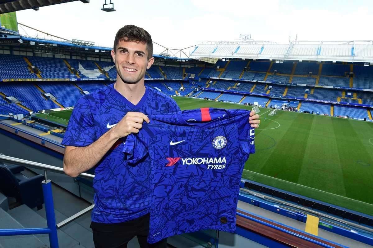 Christian Pulisic: Chelsea new signing first interview with the Blues