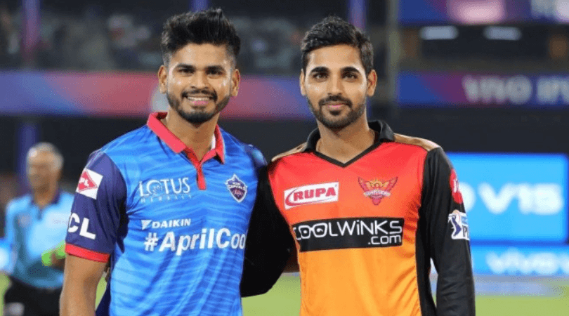 DC vs SRH Head to Head Records