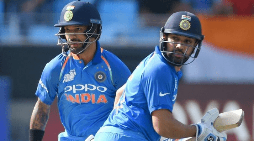 Indian opening batsmen with England opening batsmen