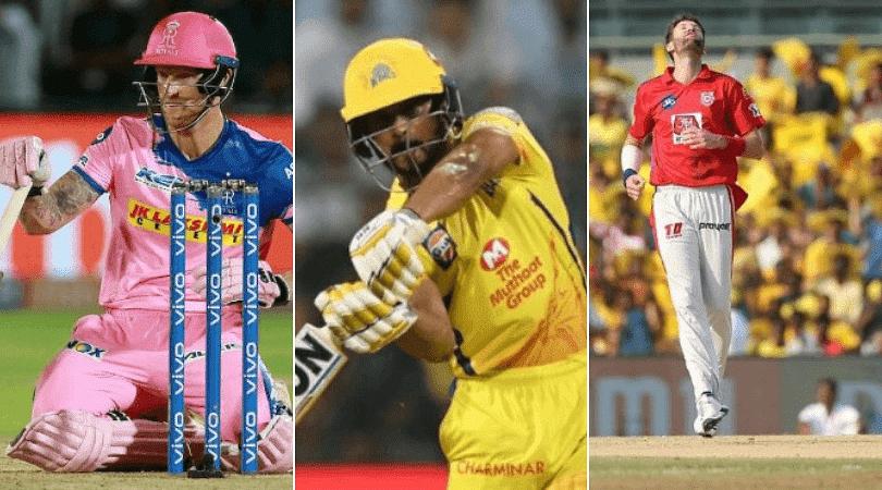 IPL 2019 Worst 11