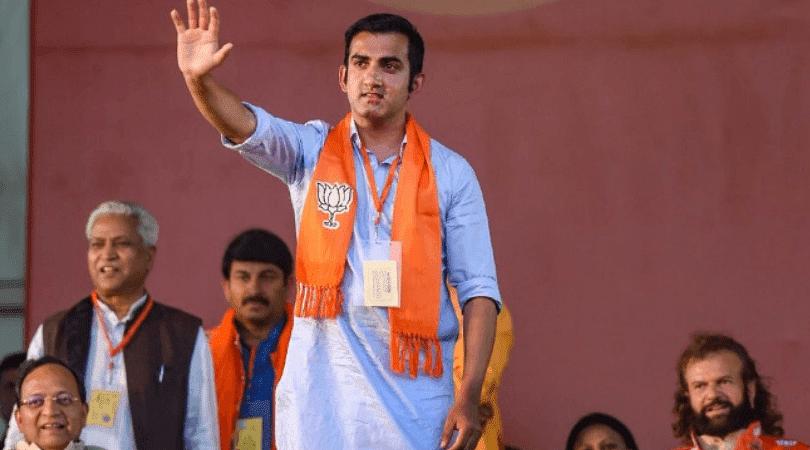 Gautam Gambhir tweets after winning Lok Sabha election from East Delhi
