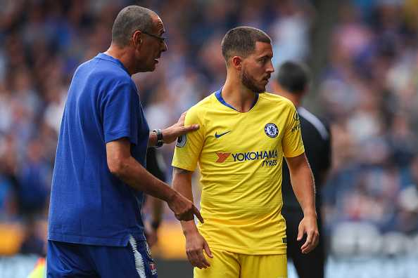 Eden Hazard to Real Madrid: Maurizio Sarri speaks about the possibility of keeping Chelsea star at Stamford Bridge
