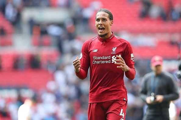 Virgil Van Dijk: Liverpool defender gives emotional statement as Champions League final looms