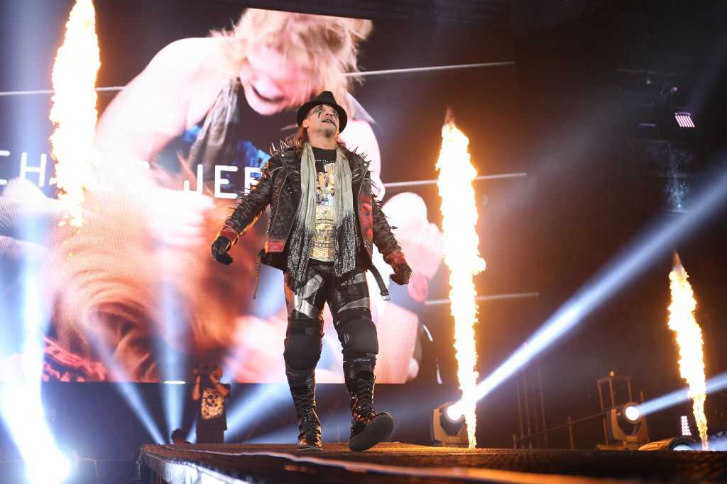 Chris Jericho returns to NJPW, Challenges IWGP champion to a match at Dominion