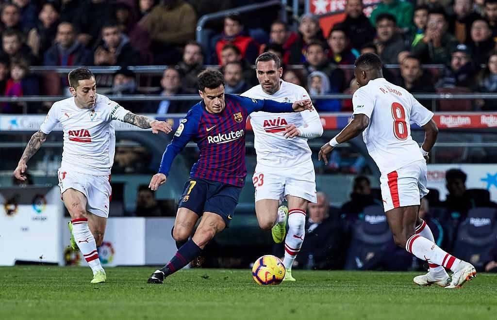 BAR Vs EIB Dream 11 prediction: Dream 11 fantasy tips for Eibar Vs Barcelona