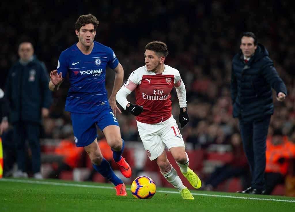 ARS vs CHE Dream11 Prediction : Arsenal Vs Chelsea Best Dream 11 Team for Premier League 2019-20 Match